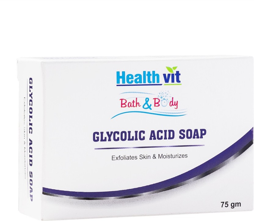 glycolic acid soap